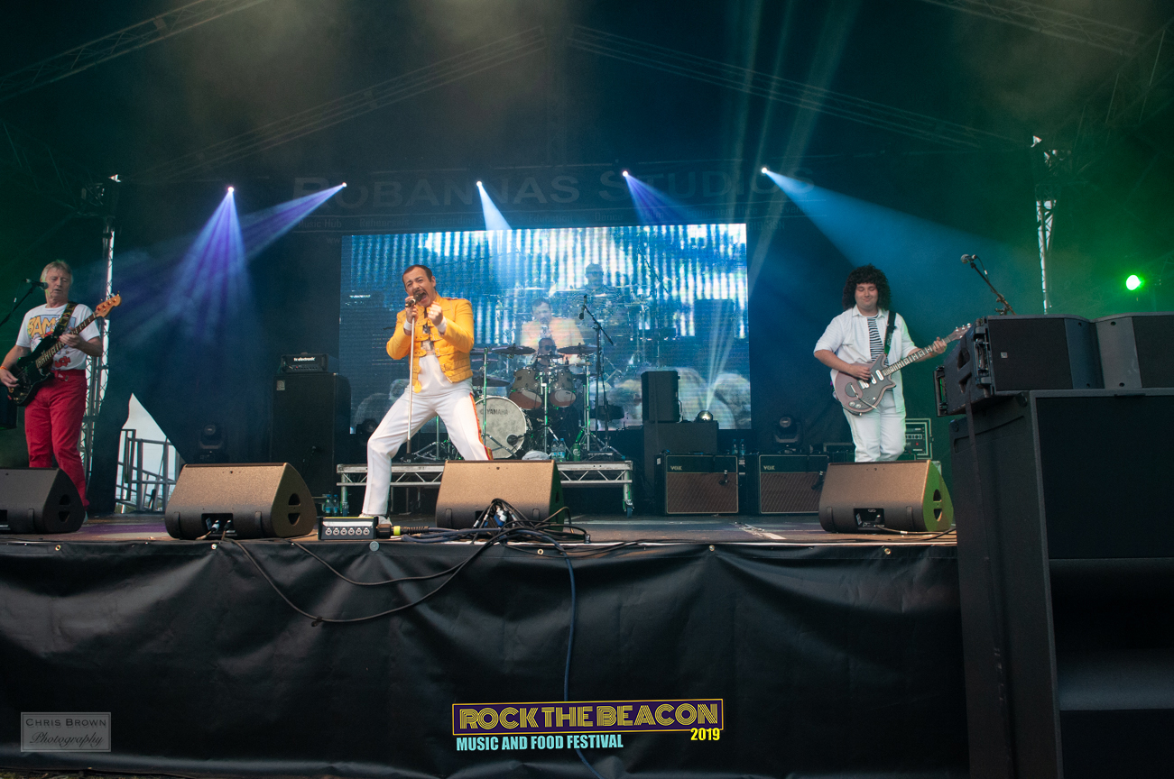 Queen QE2 6 -  Rock The Beacon 2019 - Cr
