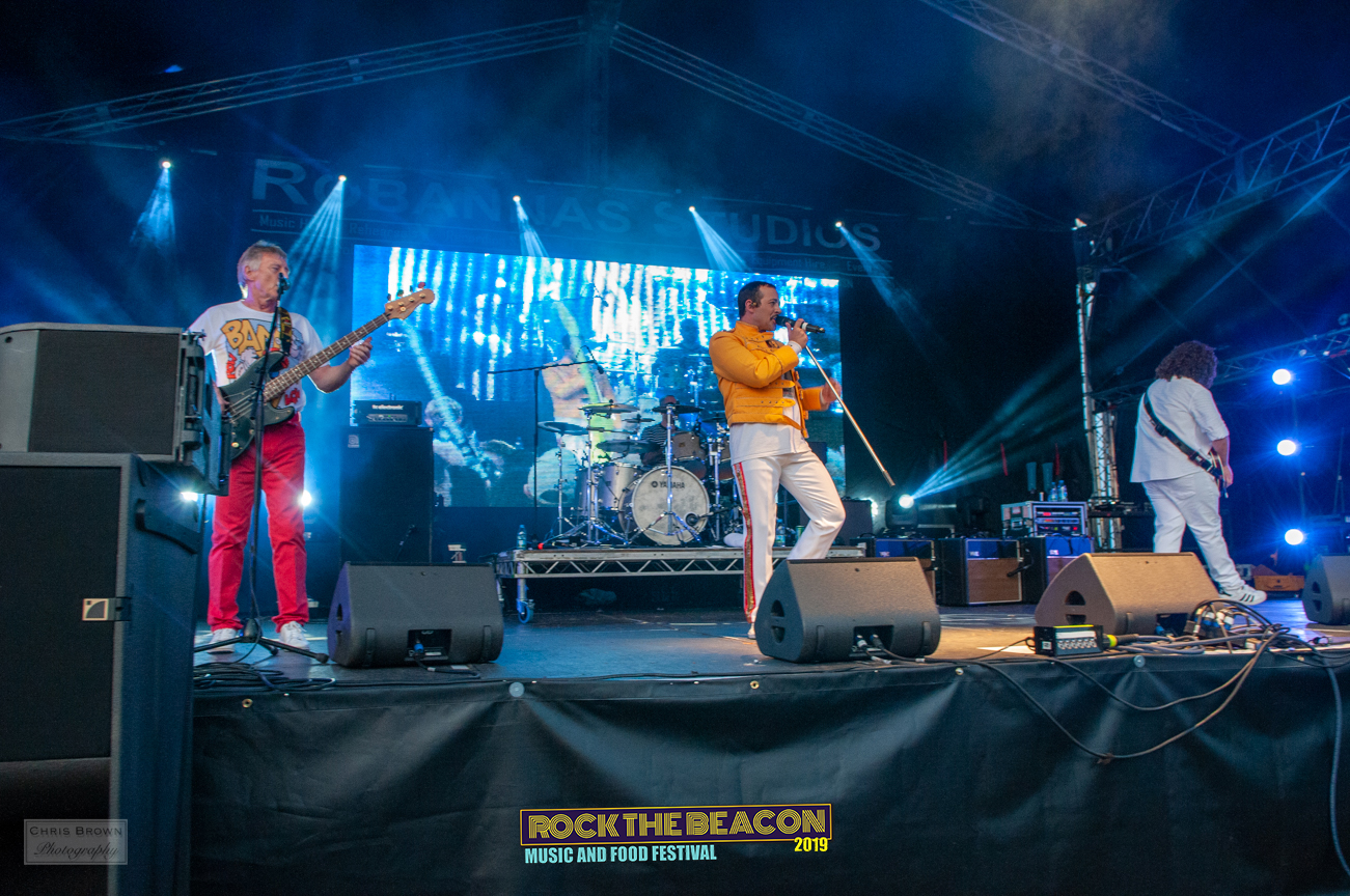 Queen QE2 21 -  Rock The Beacon 2019 - C