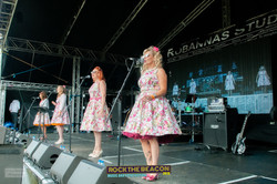 Vintage Singers 5 -  Rock The Beacon 201