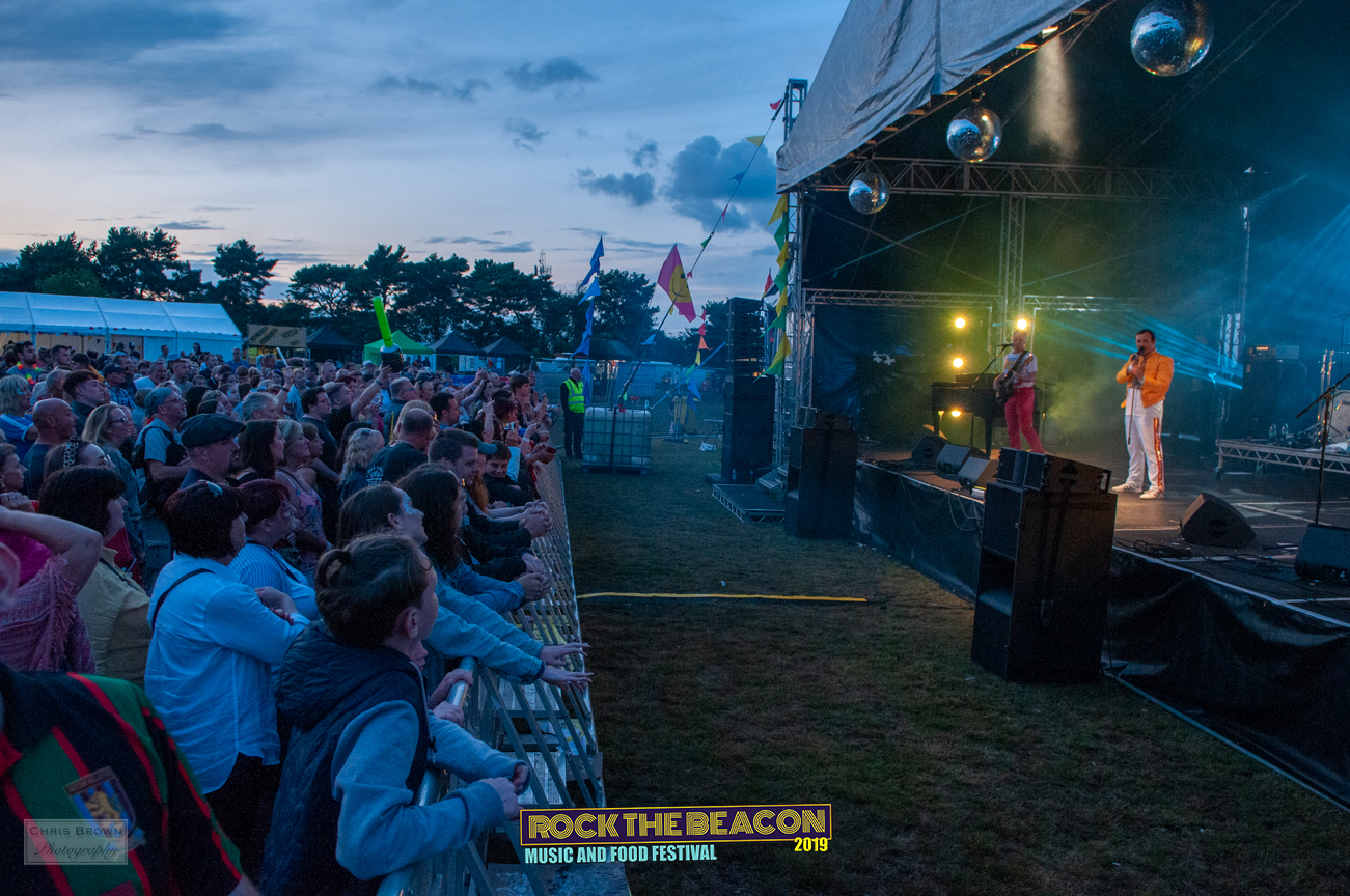 Queen QE2 32 -  Rock The Beacon 2019 - C
