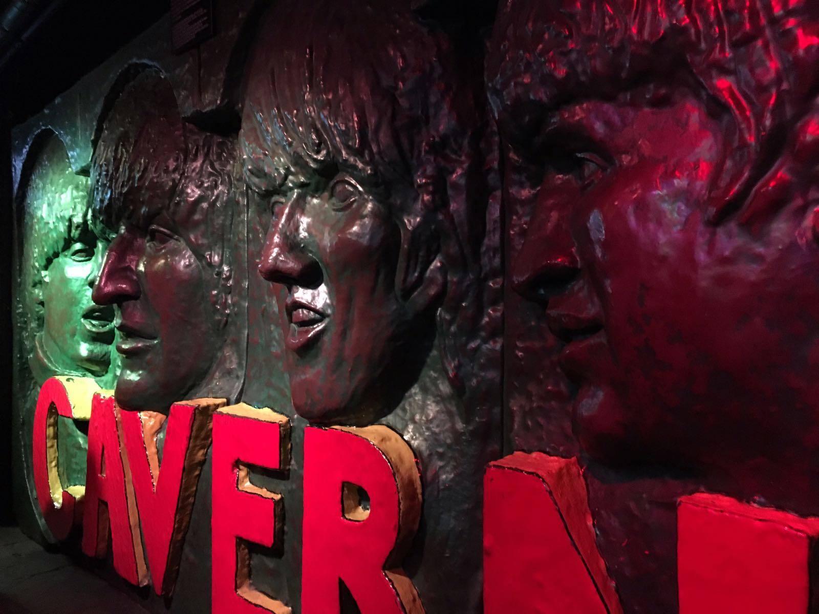 The Get Back Beatles - Cavern