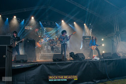 Dizzy Lizzy 27 -  Rock The Beacon 2019 -