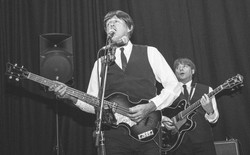 The Get Back Beatles