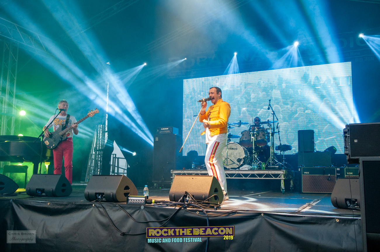 Queen QE2 23 -  Rock The Beacon 2019 - C