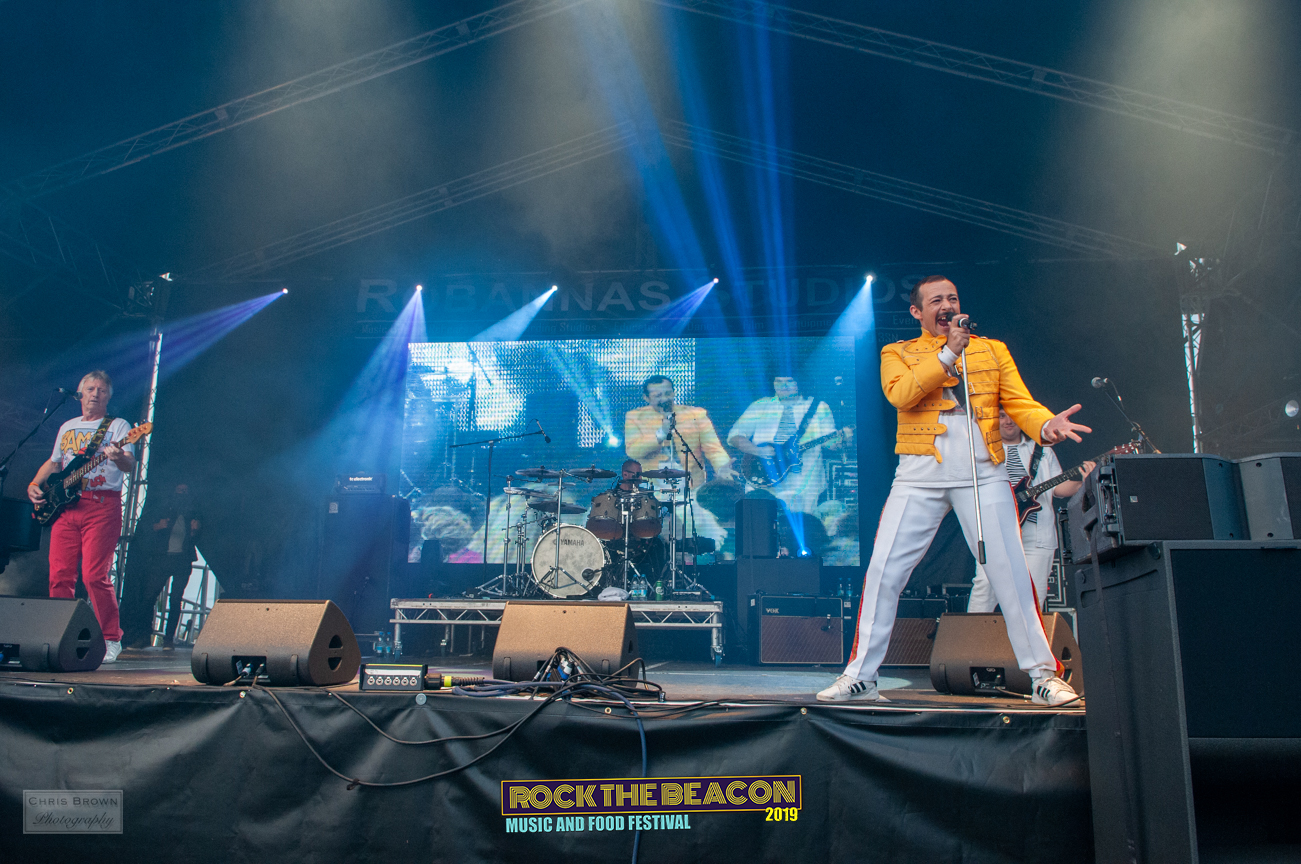 Queen QE2 4 -  Rock The Beacon 2019 - Cr