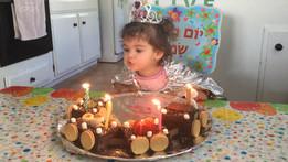 אין חגיגה בלי עוגה