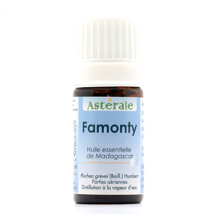 Huile Essentielle Famonty (Laboratoire Astérale) 10ml