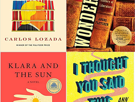April books:  the good and not so great