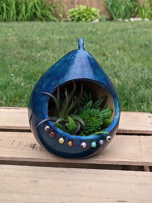 Blue Gourd Bowl