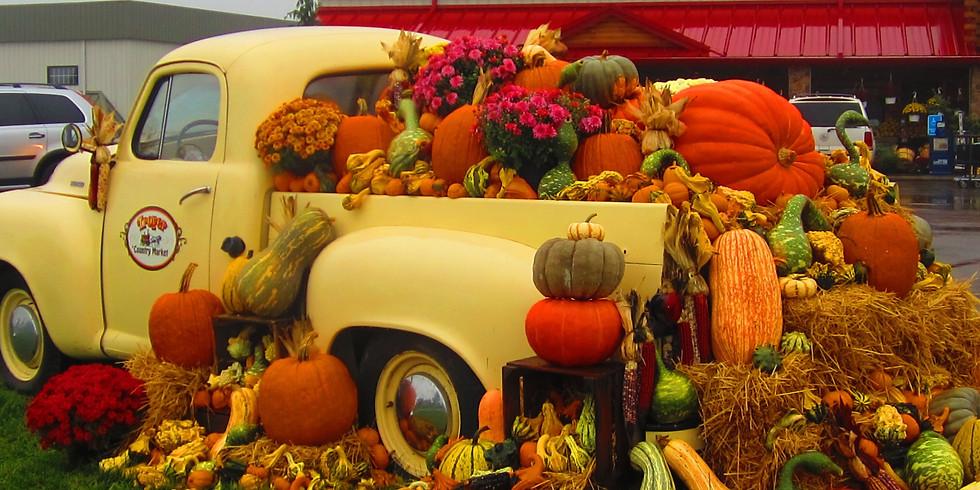 Farmers' Market - Autumn Festival