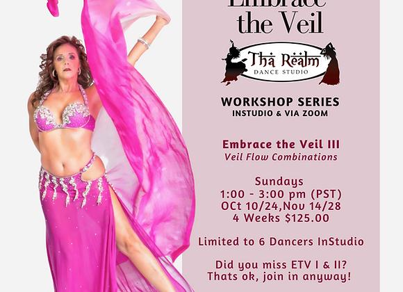 Embrace The Veil III