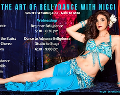 Dance to Advance Bellydance Studio to Stage