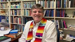 Rev. David F. Judd, Transitional Pastor