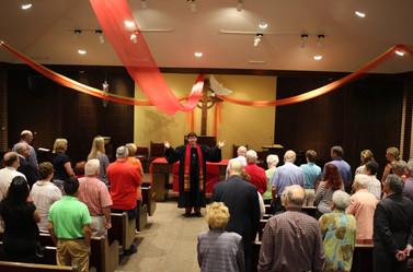 Celebrating the Holy Spirit