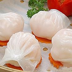 Steamed Shrimp Dumpling 蝦餃皇
