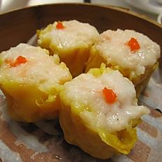 Steamed Sticky Rice  Shao Mai 蒸糯米燒賣