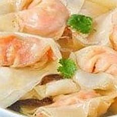 Ginseng Hong Kong Style Shrimp Dumpling Soup (6 pcs)