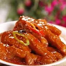 Steamed Black Bean Sauce Chicken feet 豉汁蒸鳳爪