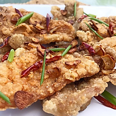 Salt and Pepper Pork Chop