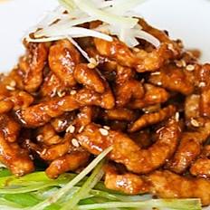 Beef Steak with Peking Sauce