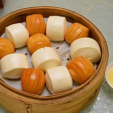 Steamed and Fried Buns (12)  篜炸馒头