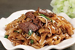 Dry Fried Beef with Noodle