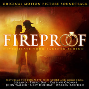 Fireproof Movie Soundtrack CD