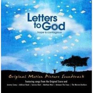 Letters to God (movie soundtrack)