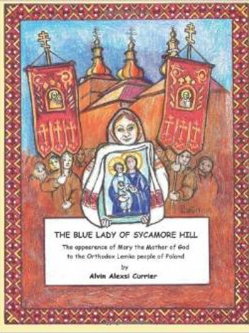 The Blue Lady of Sycamore Hill