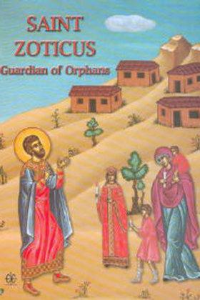 Saint Zoticus: Guardian of Orphans