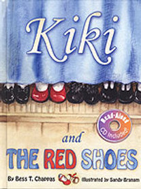 Kiki and the Red Shoes