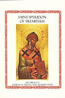 Saint Spyridon of Tremithus