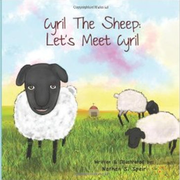 Cyril the Sheep