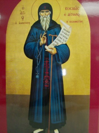 St. Kosmas Aitolos