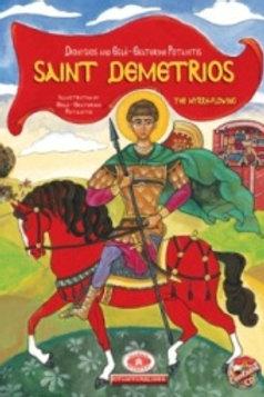 St. Demetrios the Myrrh-Flowing (Book & CD)