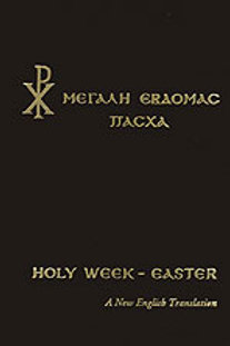 Holy Week - Easter Prayer Service Book