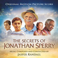 The Secrets of Jonathan Sperry CD - Motion Picture Soundtrack