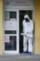21042020 Novi Sad Oziranje prostorija DZ