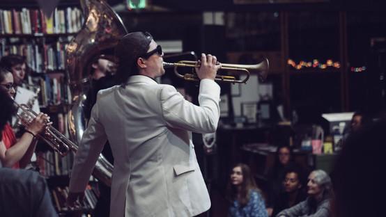 Sofar Sounds with Sooza Brass Band