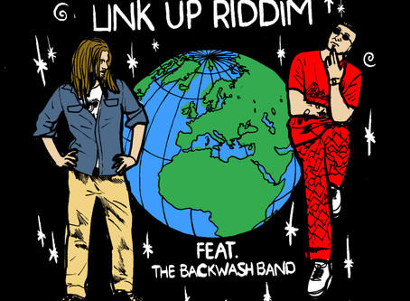 New Release - Link Up Riddim feat. Dougy, Lasai & The Backwash Band