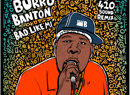 New Remix - Mista Savona's 'Bad Like Mi' featuring Burro Banton, remixed by The 4'20