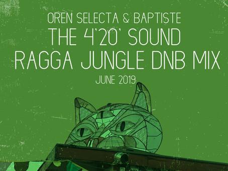 New Ragga Jungle DnB Mixtape