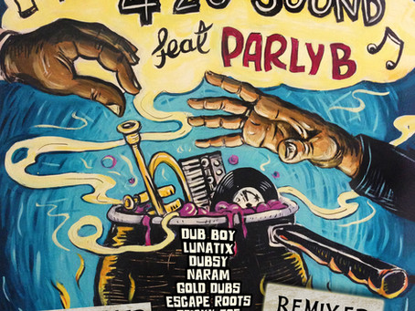 The 4'20' Sound & Parly B present: It Saucy/Mad - Remixed!!