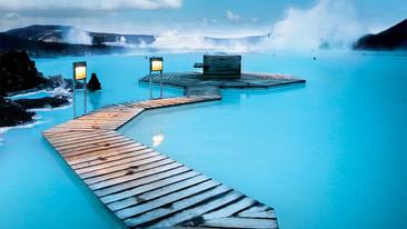 Estas aguas termales son los obsequios más grandiosos de la Tierra a la humanidad