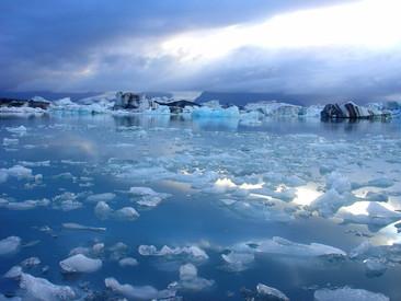 Tomaron una cámara y la llevaron a un lugar remoto en Groenlandia