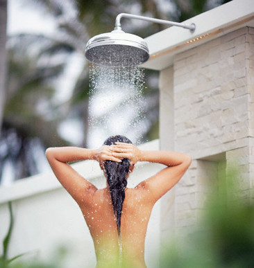 La temperatura ideal para ducharse