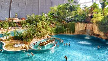 Paradisiaca isla tropical situada en el centro de Alemania
