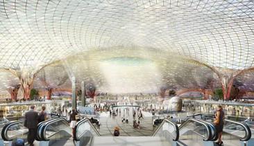El aeropuerto de Ciudad de México será el más sustentable del mundo