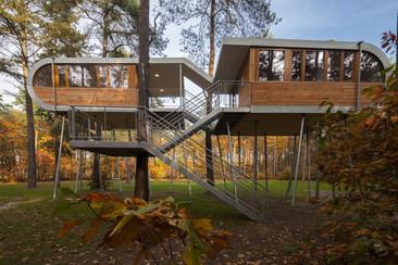 Arquitectura Sustentable: 5 increíbles casas en los árboles