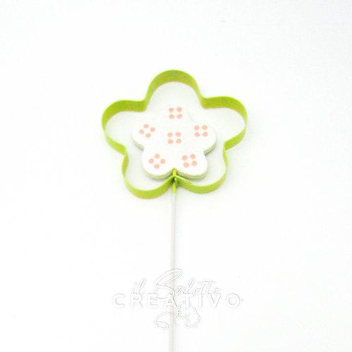 Hanger Metal Flower